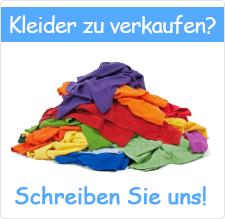 Wir kaufen Ihre Kleider