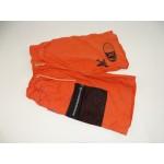 Orange Kurze Hose