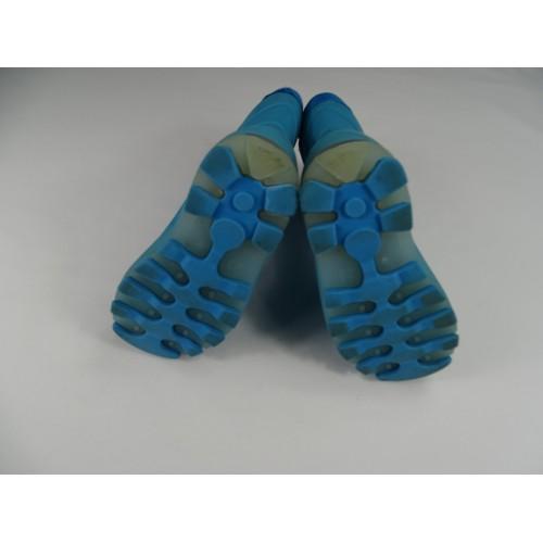 Hellblaue Gummistiefel Hellblaue Blinkende Hellblaue Blinkende Gummistiefel KJc3TFul15